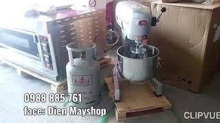 Lò nướng 1 tầng 2 khay gas (Model: GDO-12L).Lò nướng bánh mặn, bánh ngọt, bánh mỳ lạt. Lh:0988885761