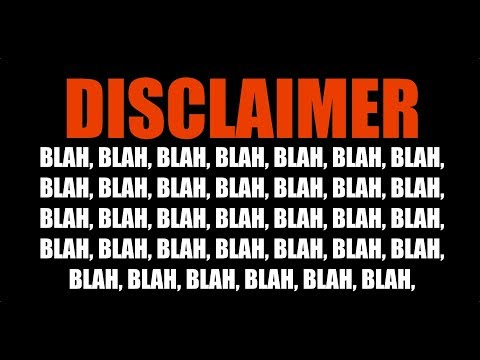 ALERT Use These 5 Disclaimers To Guaranty Video Will Not Be Taken Down For Copyright Infringement