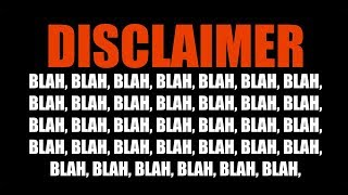 Download Mp3 Alert Use These 5 Disclaimers To Guaranty Video Will Not Be Taken Down For Copyr