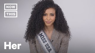 Miss USA Cheslie Kryst on Gender Bias in the Workplace | NowThis