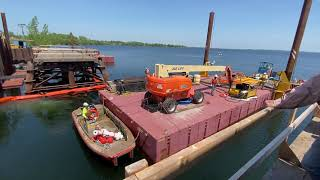 视频仍然持续三年,北方英雄大岛桥仍然在轨道上
