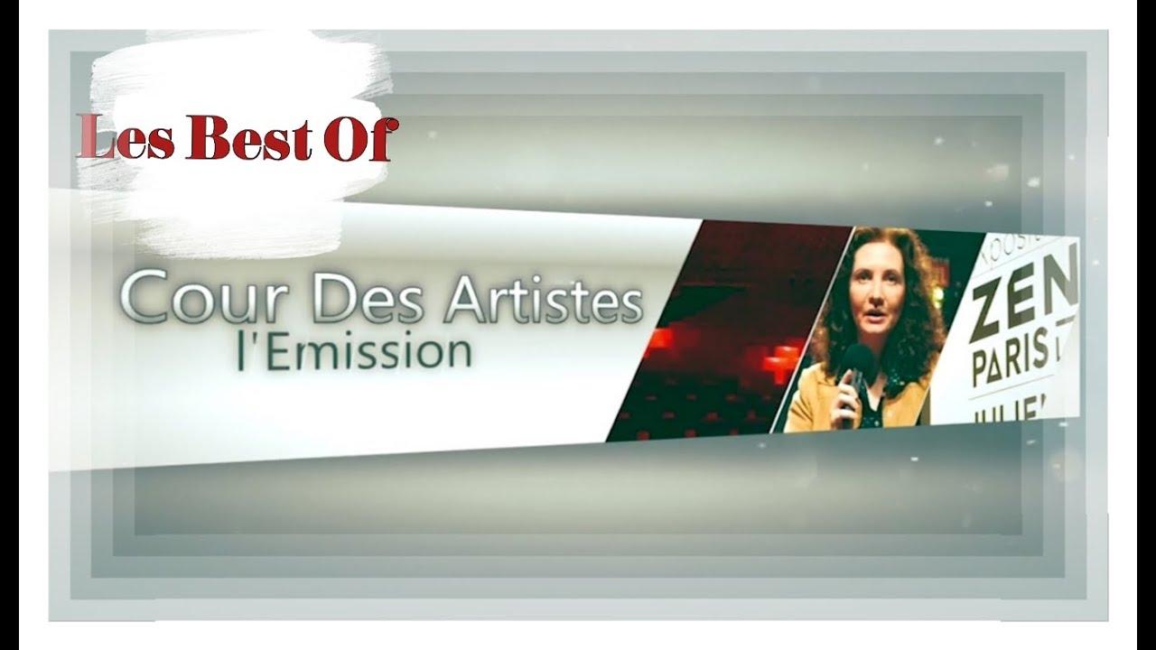 Michal Kwiatkowski - Les Best Of de Cour des Artistes - Au Palais des Glaces (avec Christian Lebon)