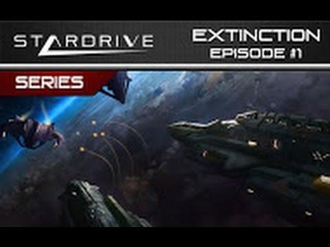 Star Drive 2 \\ Episode 1 \\ EXTINCTION |