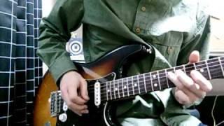 耳コピなのでスコアとは違うかもしれません。 Guitar:Fender USA 62 Re...