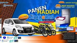 Panen Hadiah Simpedes BRI KANCA BAJAWA 2019