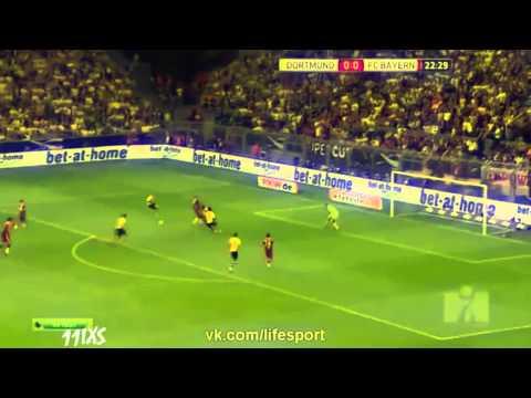 Henrikh Mkhitaryan Amazing Goal vs Bayern VINE(SuperCup 13.08.14)