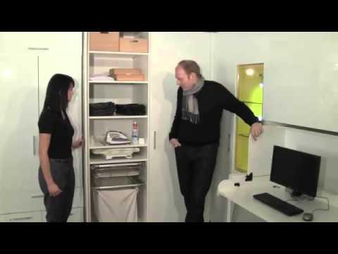 Ремонт гладильной доски - YouTube