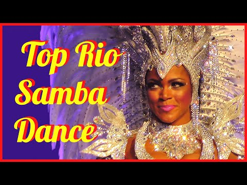 TOP 3 RIO SAMBA DANCERS In 2015: Dance Routines