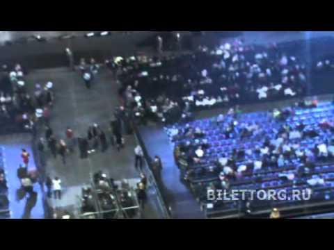 Олимпийский схема зала B9 обзор зала и Vip YouTube
