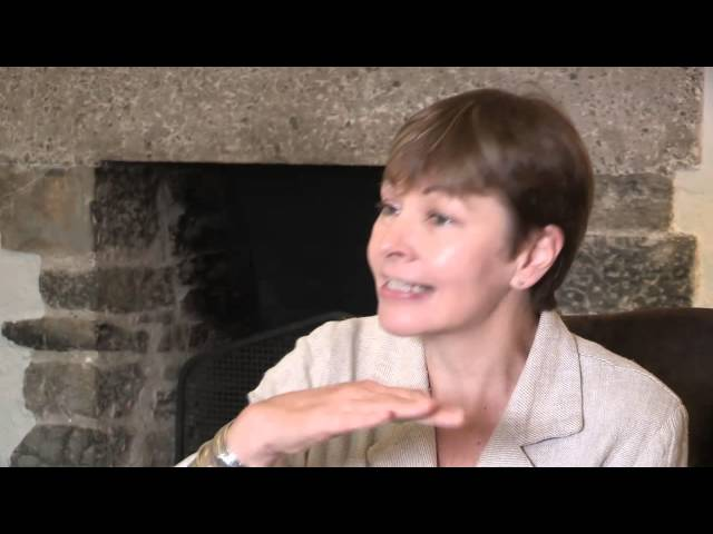 Caroline Lucas - Green Party MP