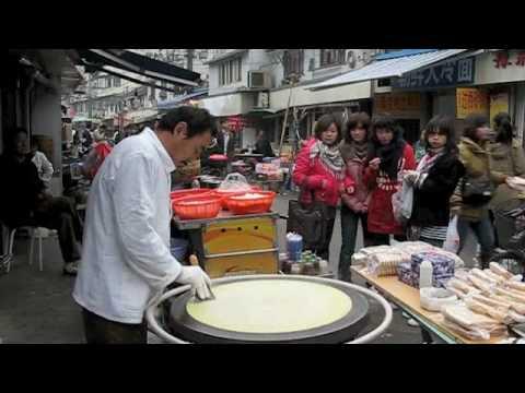 Shanghai's Street Food Scene
