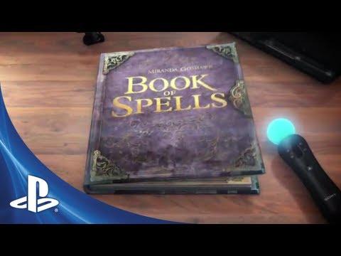 First Spells with Wonderbook™: Book of Spells