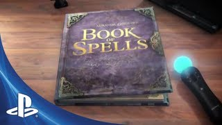 First Spells with Wonderbook™: Book of Spells
