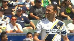 Zlatan Ibrahimovic Almost Scores a Hat Trick & Fights 11/05/2019