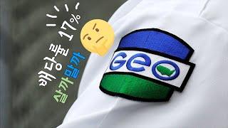 미국주식] 17% 미친 배당률 Geo Group (지오그룹) 주워도 될까요 (Feat. 트럼프테마주 / RE…