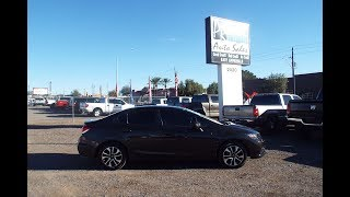 2014 Honda Civic EX  At www.pricedrightautosales.com Priced Right Auto Sales