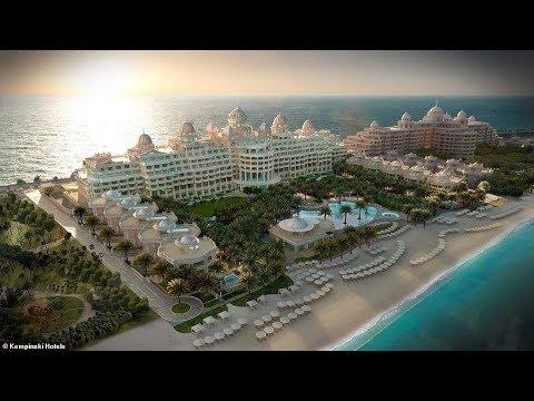 Inside Dubai's Latest Hotel - The Emerald Palace Kempinski