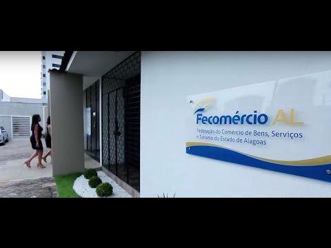 Conheça o Sistema Fecomércio Alagoas