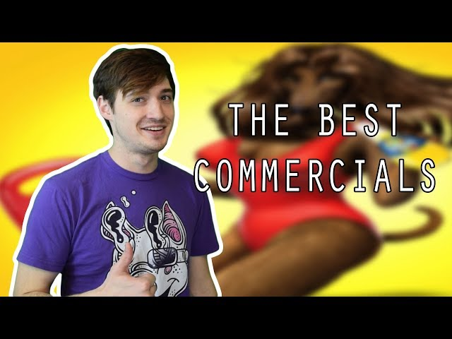 The Best Commercials Ever
