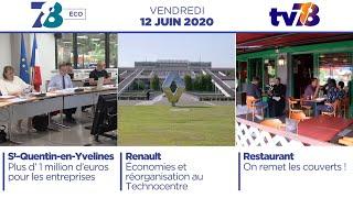 7/8 Eco. L'heure est à la relance pour Saint-Quentin-en-Yvelines