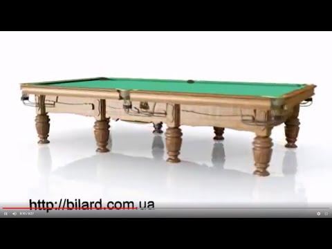Сногсшибальные трюки на бильярдном столе - YouTube