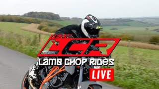 Lamb Chop Rides - Live Q&A from the garage