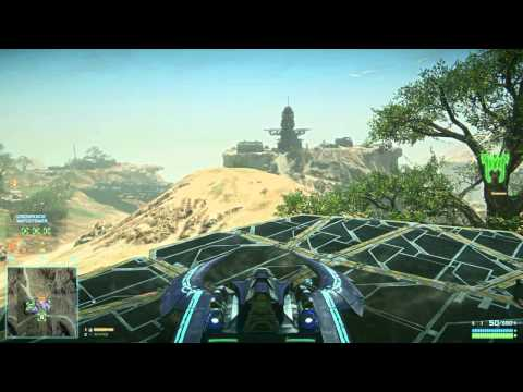 [1] Venture into the Purple (Passing the time with Planetside 2 Beta)