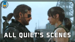 Metal Gear Solid V The Phantom Pain: All Quiet