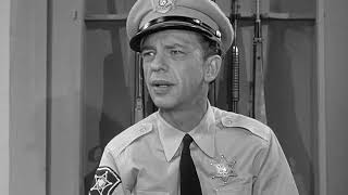 The Andy Griffith Show: Andy Doesn't Take His Gun thumbnail