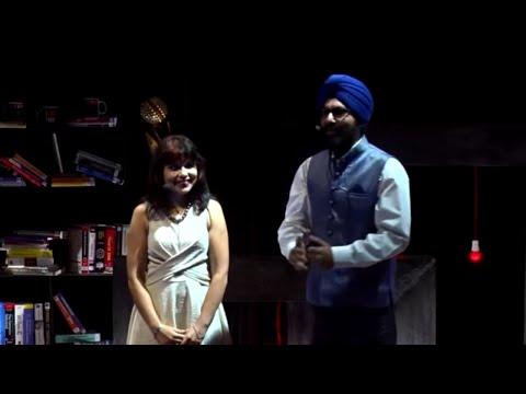 Anybody can paint   Sameer & Harsha Nagi   TEDxPSITKanpur