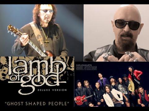 Will Tony Iommi and Rob Halford collab? - new Serj Tankian - SMITH/KOTZEN - Lamb Of God