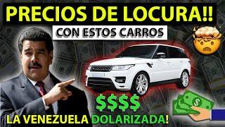 💲 ¿Cuanto cuesta un carro en Venezuela? - Precios de autos…