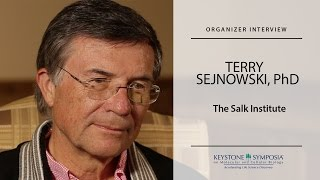 Organizer Interview: Terry Sejnowski, PhD