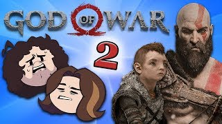 God of War: That Boy Ain't Ready - PART 2 - Game Grumps