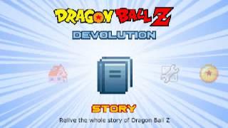Let's Play Dragonball Z Devolution Part 1  Hacked Version