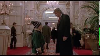 Дональд Трамп в Фильме Один дома 2 @ Donald Trump @ Elections 2016 USA