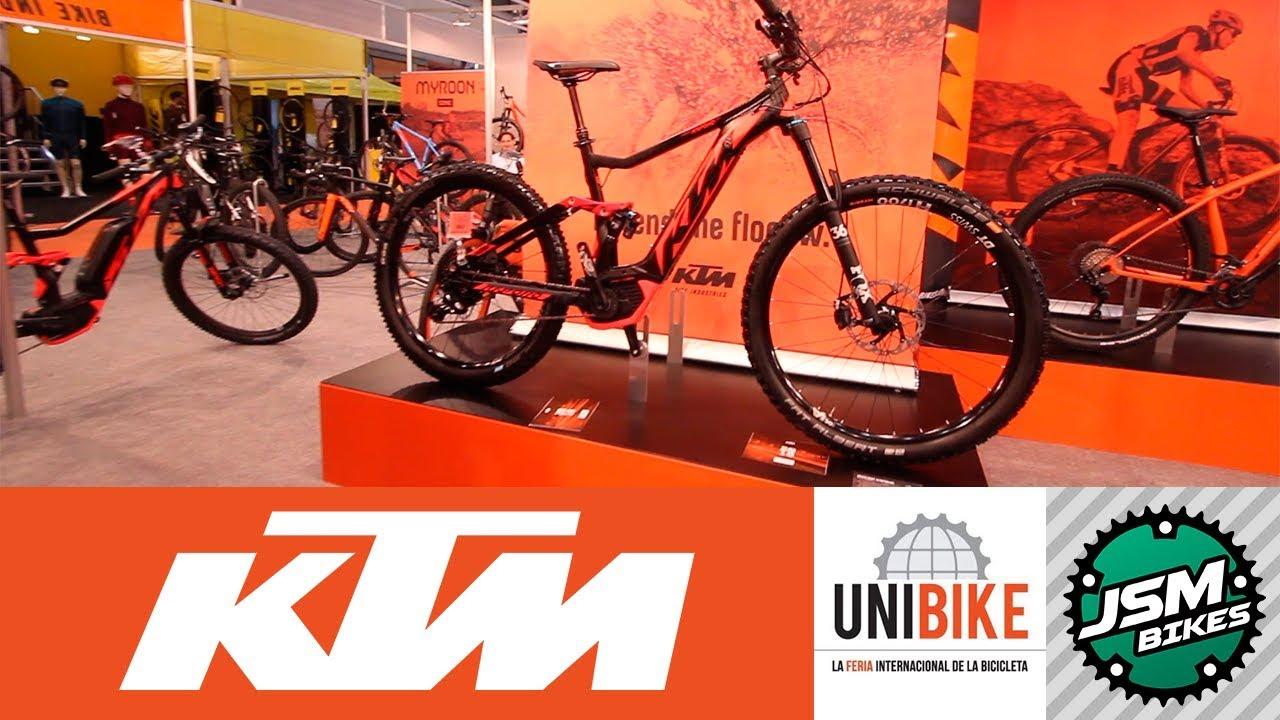 2018 ktm lisse. Perfect 2018 Unibike Novedades 2018  KTM Throughout Ktm Lisse