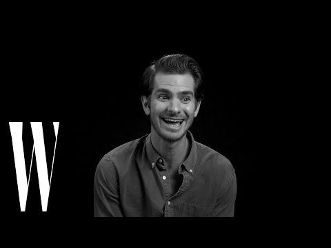 Andrew Garfield's Idea of Heaven Is Disneyland and Pot Brownies | W Magazine