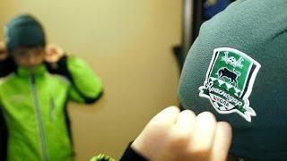 Начало большого пути: один день из жизни воспитанника филиала Академии ФК «Краснодар»