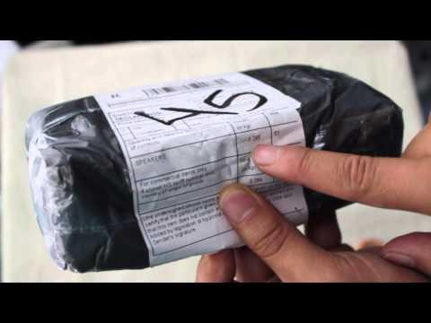 Unboxing dos paquetes de china - Aliexpress en México