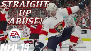 "NHL 19 Be a Pro #27 ""SCORING ERUPTION"""