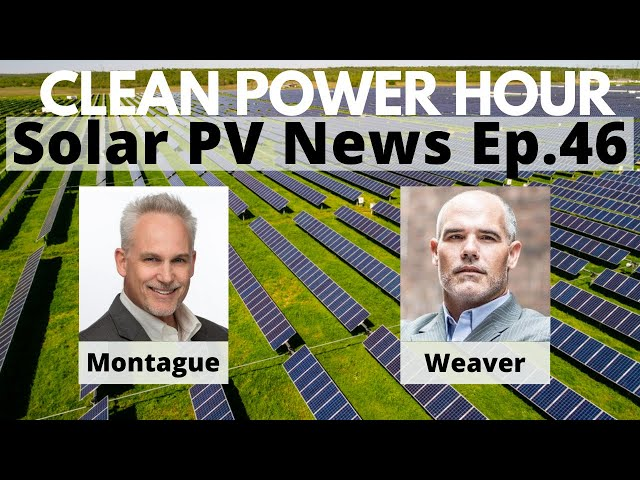 Ford Launches F-150 Lightning EV Truck   Community Solar Tracker   Solar Projects Galore   CPH Ep46