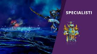 Dissidia Final Fantasy NT – Come giocare (3° episodio): Tipi di combattenti