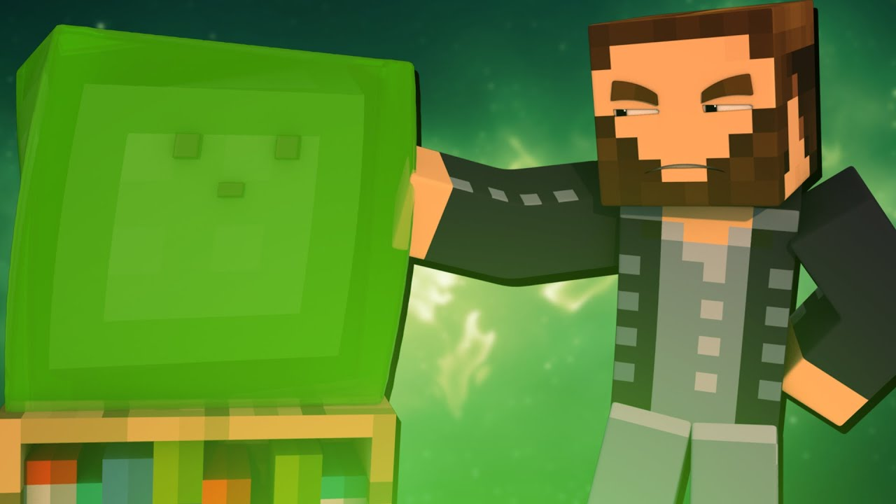 Minecraft: Lucky Islands! -