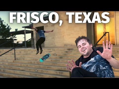 St Francis of Assisi Catholic Church - Dallas Skate Spots - Episode 74