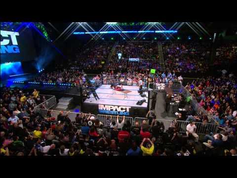 IMPACT World Title Match: Bully Ray vs. Jeff Hardy - Full Metal Mayhem