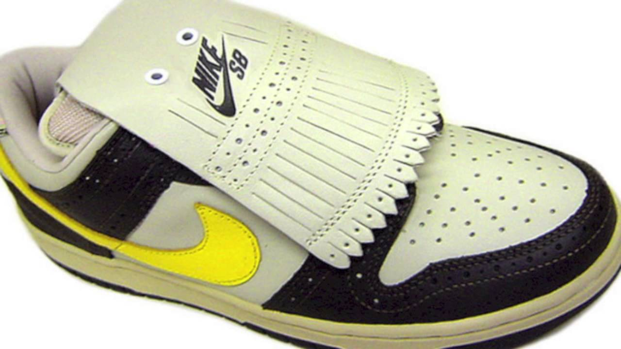 Weird Basketball Shoes
