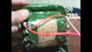 Как правильно подключить обмотки трансформатора(трансформатор для усилителя звука теория., 2013-04-05T18:06:26.000Z)