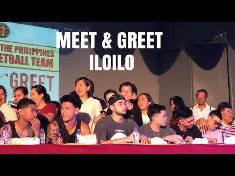 MEET & GREET NG UP FIGHTING MAROONS SA ILOILO ( JANUARY 19,2019) | CLIVE BLOG LIFE