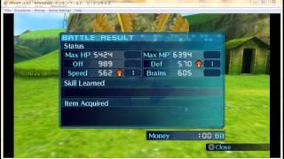 Digimon World Re Digitize Eng Patched Immortal Bird of Flames and 28th Help Growlmon with Tsukaimon